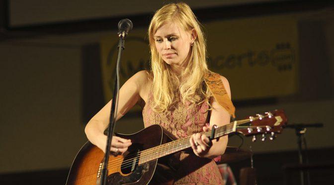 Sofia Talvik gör 7 konserter på 7 dagar i juli