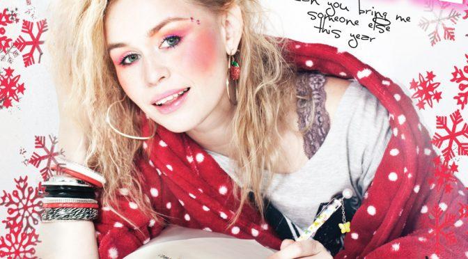 Sofia Talviks samarbetar i jul med The Body Shop