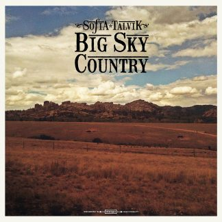 Big Sky Country - Album Cover