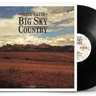 Big Sky Country - Vinyl - Album Cover