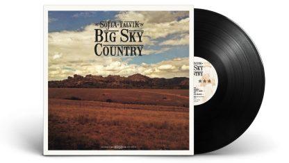 Big Sky Country - Vinyl - Album Cover