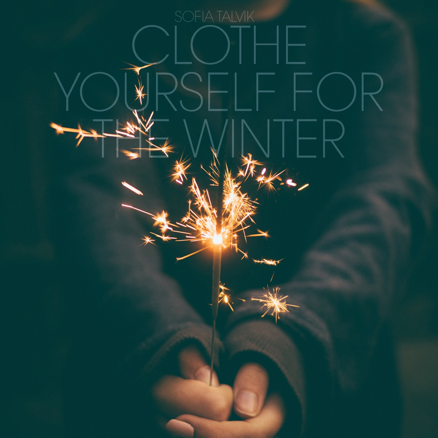 Clothe Yourself For The Winter - Album Cover