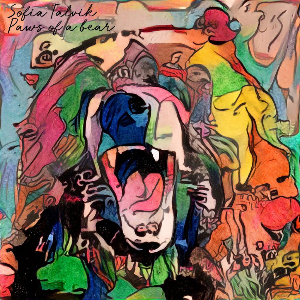 Paws of a Bear Album Cover